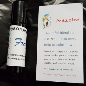 Frazzled Essential Oil Blend